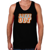 Ace Ventura Laces Out Men's Tank