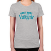 Lost Girl Valkyrie Women's Fitted T-Shirt