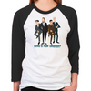 Mad Men Philanderers Women's Baseball T-Shirt