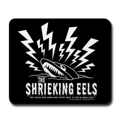 Shrieking Eels Mousepad