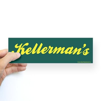 Dirty Dancing Kellerman's Bumper Sticker