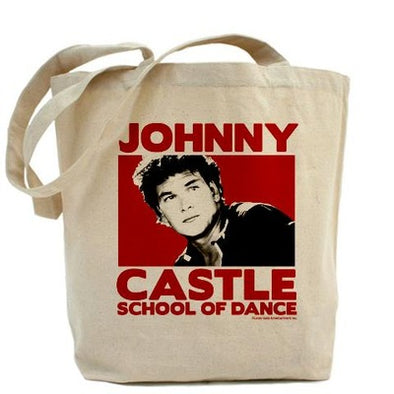 Dirty Dancing Johnny Castle Tote Bag