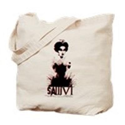 Saw Nurse Tote Bag