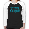 Lost Girl Valkyrie Unisex Baseball T-Shirt