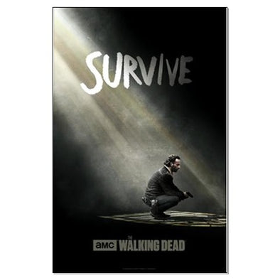 Survive Large Poster