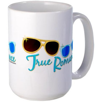 Retro Sunglasses Large Mug