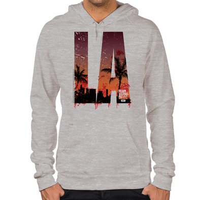 Fear the Walking Dead LA Hoodie