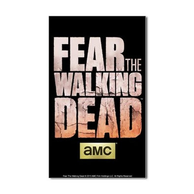 Fear The Walking Dead Sticker