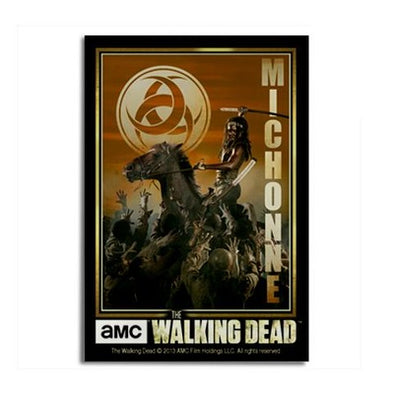 Michonne Zombie Slayer Magnet