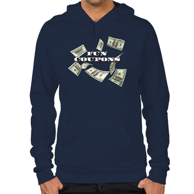 Wolf of Wall Street Fun Coupons Hoodie