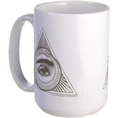 Eye Ouroboros Large Mug