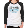 Vause Laundry Women's Baseball T-Shirt