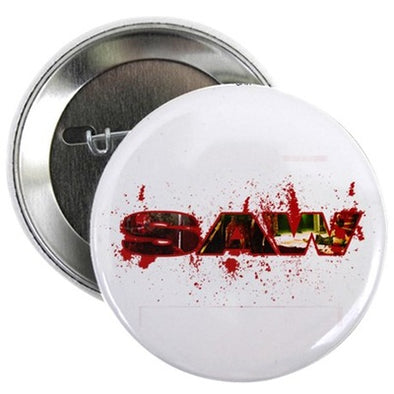 Saw Bloody Saw Button