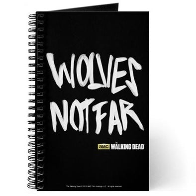 Wolves Not Far Journal