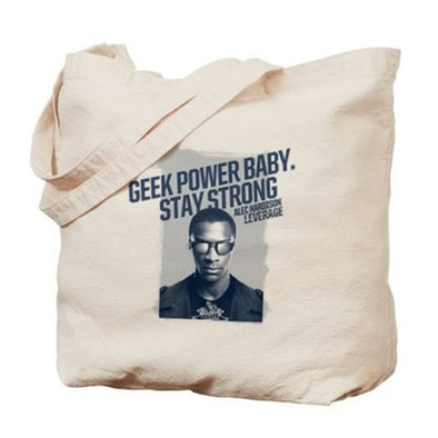 Geek Power Tote Bag