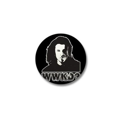 WWKD Mini Button