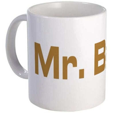 Mr. Brown Mug