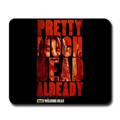Dead Already Mousepad