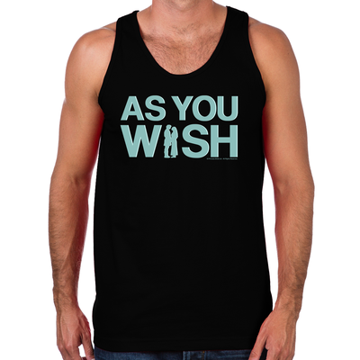 As You Wish Men's Tank