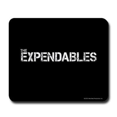 The Expendables Mousepad