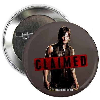 Daryl Dixon Claimed Button