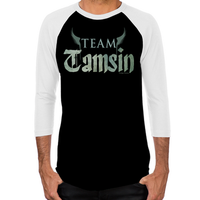 Lost Girl Team Tamsin Baseball T-Shirt