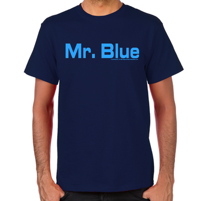 Mr. Blue T-Shirt