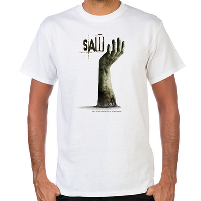 Saw Helping Hand Classic Men's T-Shirt