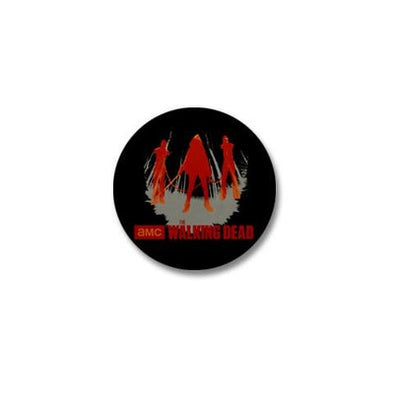 Michonne Chained Walkers Mini Button