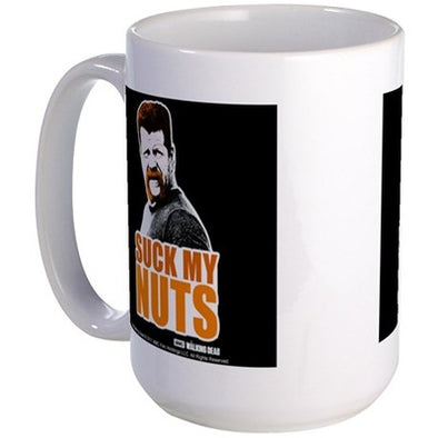 Suck My Nuts Large Mug