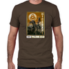 Michonne Zombie Slayer Fitted T-Shirts
