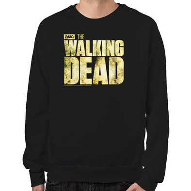 The Walking Dead Logo Sweatshirt