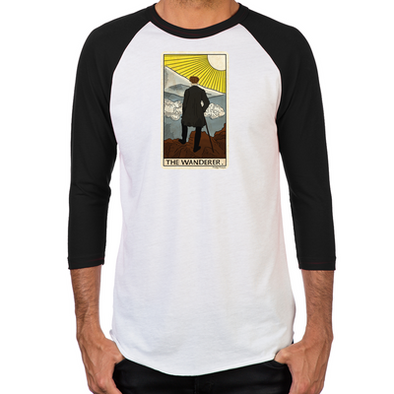 The Wanderer Baseball T-Shirt