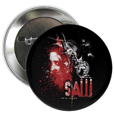 Saw Bear Trap Button