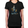 The Librarians Jenkins Women's Fitted T-Shirt