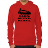 Wolf of Wall Street EARN SPEND PARTY Hoodie