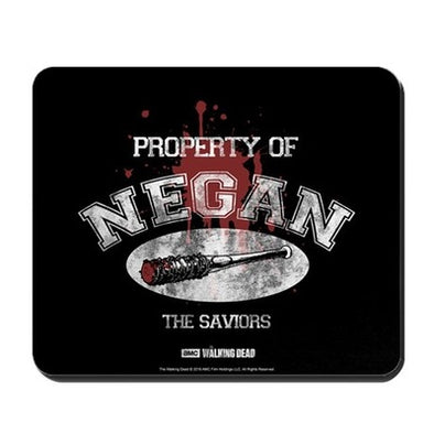 Property of Negan Mousepad