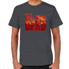 The Walking Dead Blood Logo Men's T-Shirt