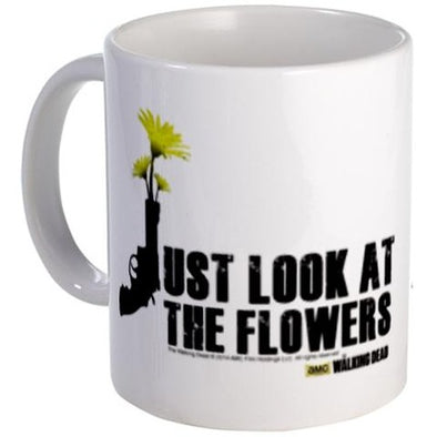 Just Look at the Flowers Mug