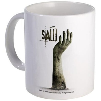 Saw Helping Hand Mug