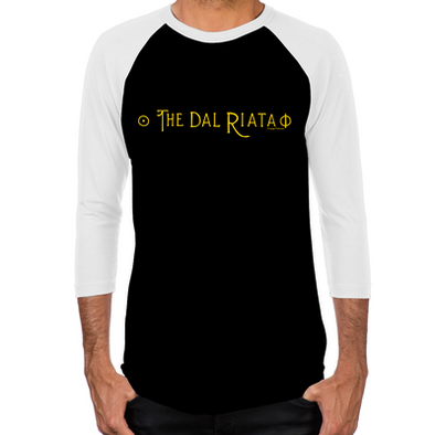 The Dal Riata Baseball T-Shirt