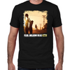 FTWD Pick Up Basketball Fitted T-Shirt