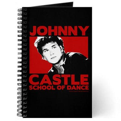Dirty Dancing Johnny Castle Journal
