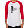 Mad Men Don Draper Men's Baseball T-Shirt