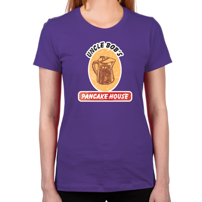 Uncle Bob's Women's Fitted T-Shirt