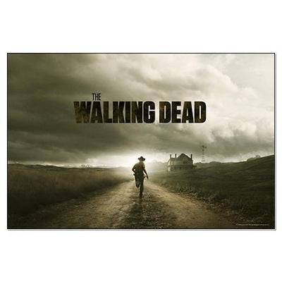 The Walking Dead Season 2 Farm Poster