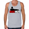 Mad Men Truth Lies Men's Tank