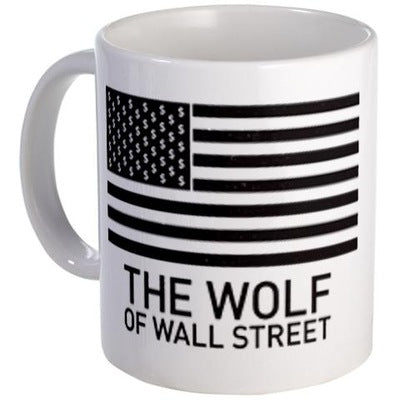 Wolf of Wall Street MORE Mug