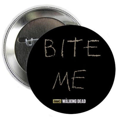 "Bite Me 2.25"" Button"