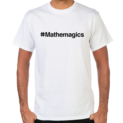 #Mathemagics T-Shirt
